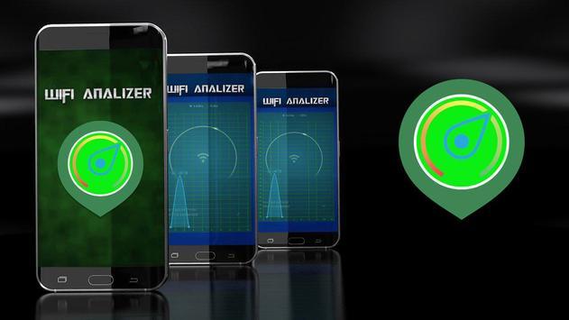 Wifi Analizer - Wifi test apk screenshot