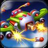 空軍X - 戦争シューティングゲーム アイコン