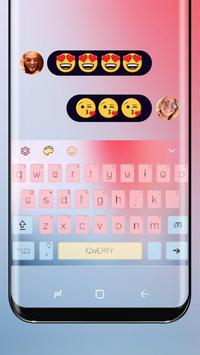 Classic Keyboard for phone X os 11 poster