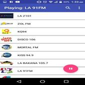 Top 40 Radios Stations Dominican Republic icon