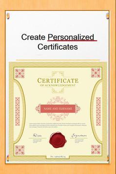 create diploma free