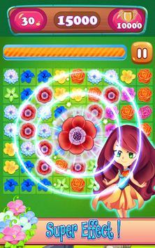 Blossom  Flower Mania apk screenshot