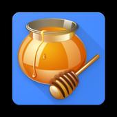 핫딜, 할인, 대란 통합 알리미 꿀소식 - 국내/해외 알뜰구매 icon