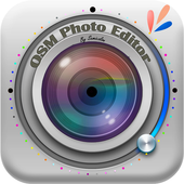Osm Photo Editor icon