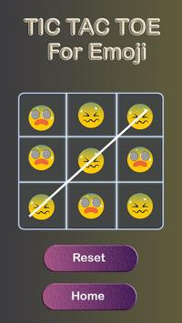 Tic Tac Toe For Emoji screenshot 3
