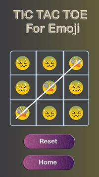 Tic Tac Toe For Emoji screenshot 2