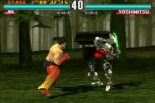 Trick Tekken 3 For Win screenshot 2