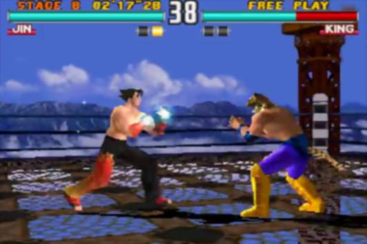 Trick Tekken 3 For Win screenshot 3
