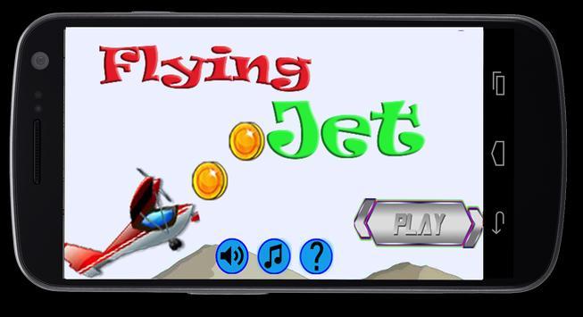 Flying Jet screenshot 4