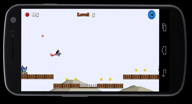 Flying Jet screenshot 2