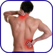 shoulder back pain fix cure icon