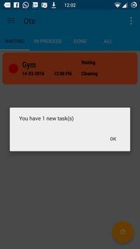 Org Task System screenshot 2
