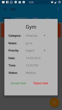 Org Task System screenshot 3