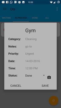 Org Task System screenshot 4