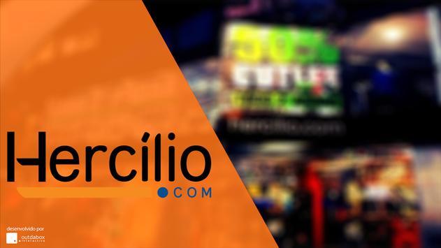 Hercilio.com poster