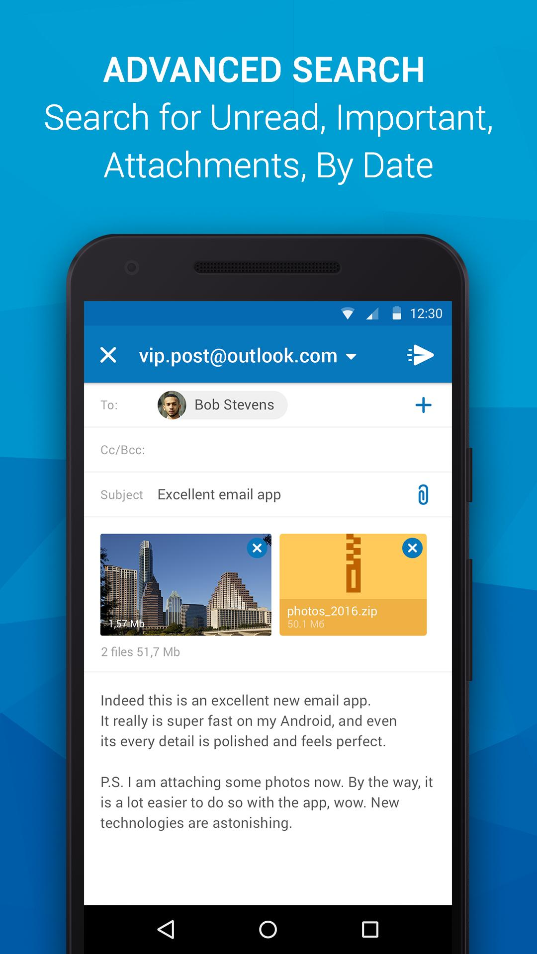 Email App for Outlook for Android - APK Download