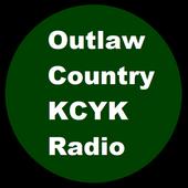 Outlaw Country KCYK Radio icon