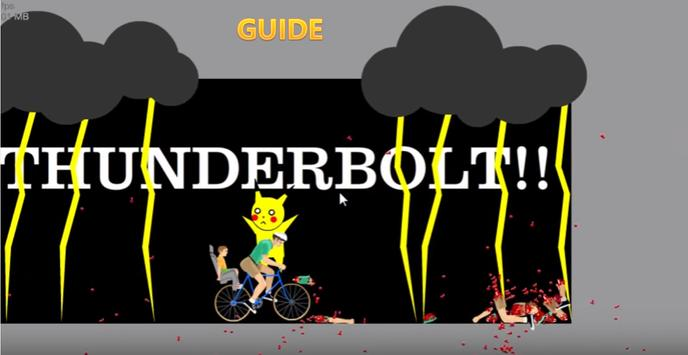 Guide Happy Wheels screenshot 1
