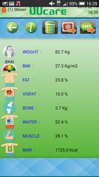 BMI OUcare apk screenshot
