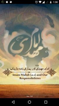 Responsibilities towards Mahdi poster