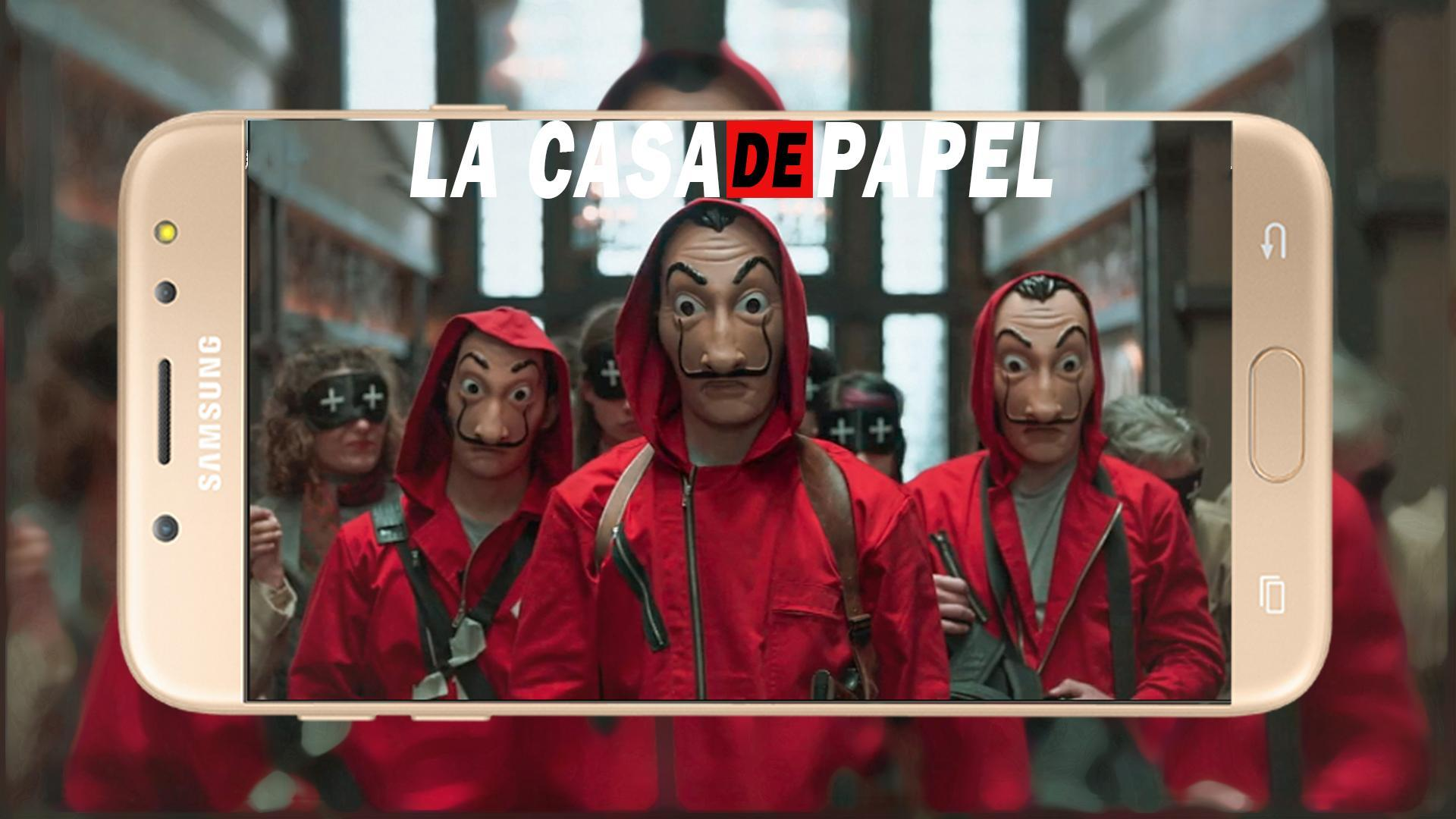 La Casa De Papel Hd Wallpaper Best 4k Picture For Android Apk