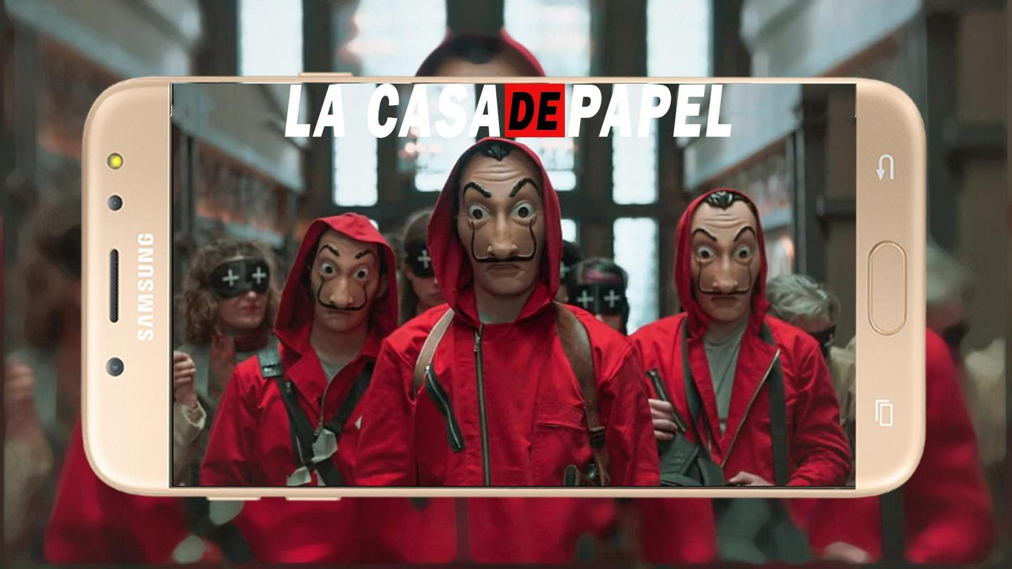 La Casa De Papel Hd Wallpaper Best 4k Picture Pour Android