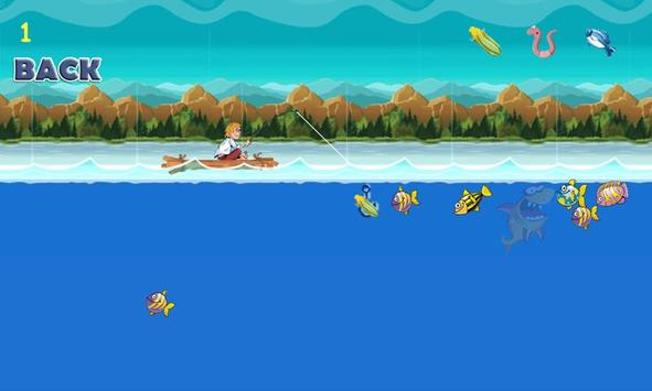 Games fishing on river screenshot 6