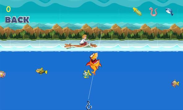 Games fishing on river screenshot 2