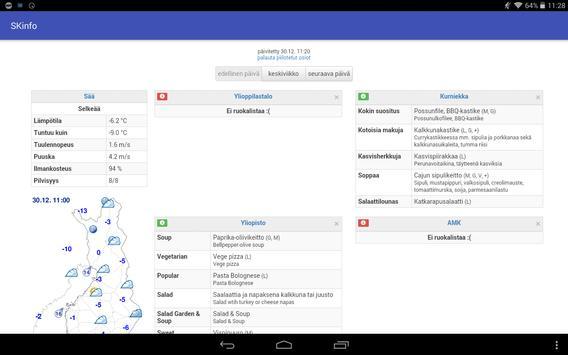SKinfo apk screenshot