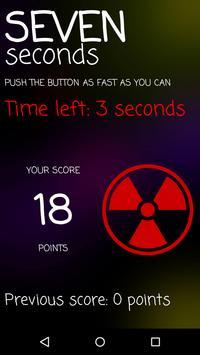SEVEN seconds apk screenshot