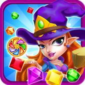 Jewel Crush Puzzle Legend icon