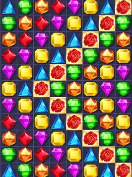 Jewel Crush Puzzle Legend screenshot 4