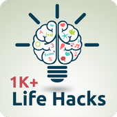 1000+ Life Hacks - Life Tips For Daily Use icon