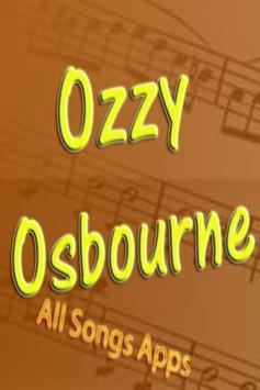 All Songs of Ozzy Osbourne poster