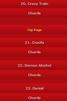 All Songs of Ozzy Osbourne screenshot 1