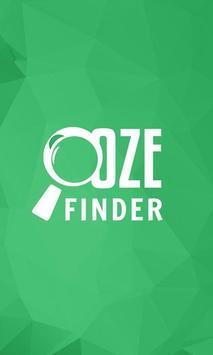 OZE Finder poster