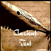 Ancient Text icon