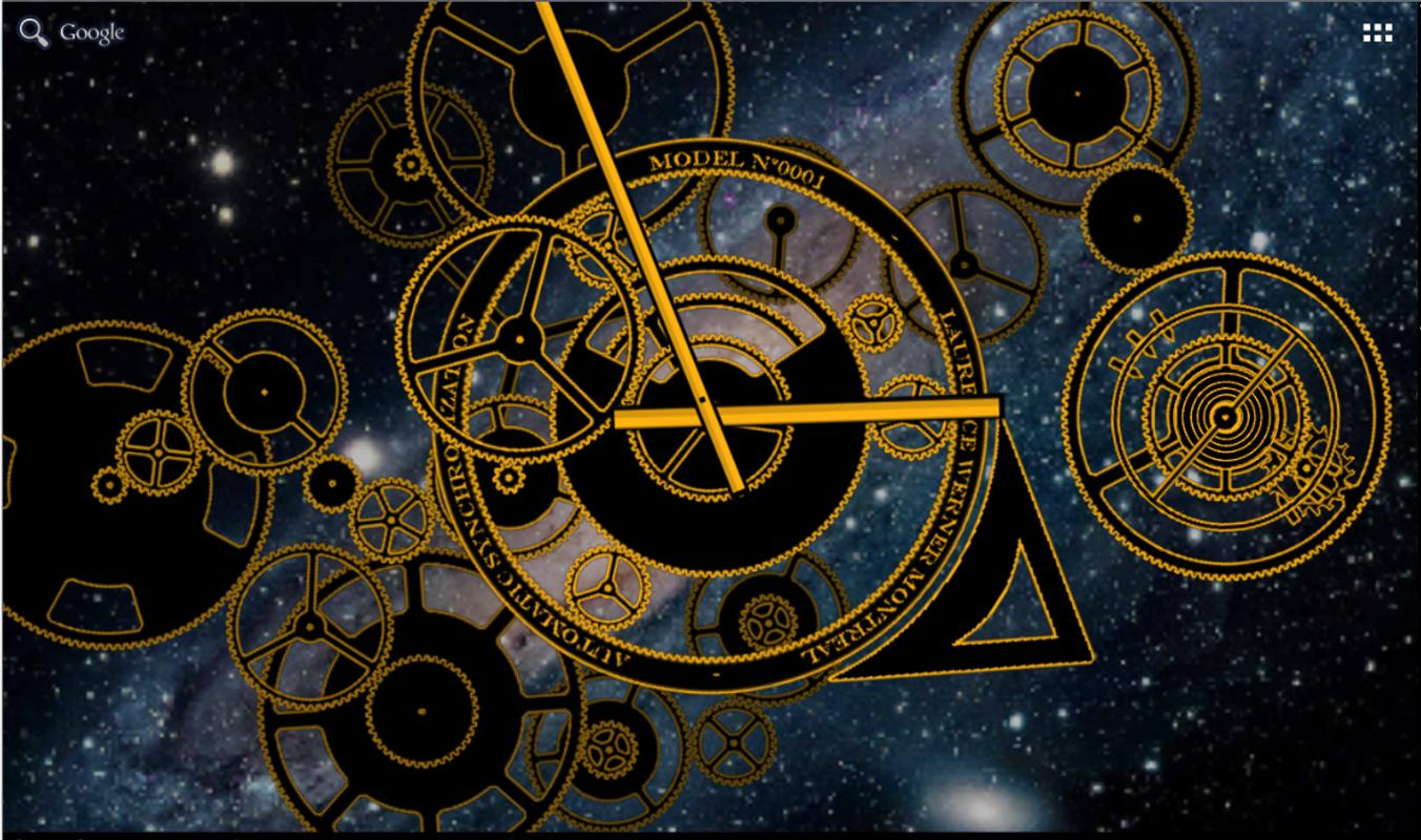Hypno Clock Live Wallpaper For Android Apk Download