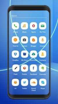Theme for HTC U11 Life / U11+ screenshot 1