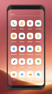 S8 - Theme for Galaxy S8 / S8 Plus screenshot 1