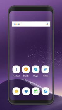 S8 - Theme for Galaxy S8 / S8 Plus screenshot 2
