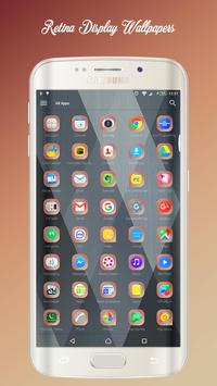 Theme for LG Q6 apk screenshot