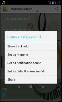 musica relajacion screenshot 3