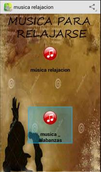 musica relajacion poster