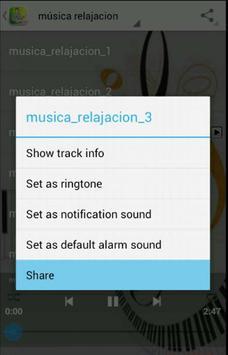 musica relajacion screenshot 4