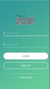 The Promenade Smart Rewards poster