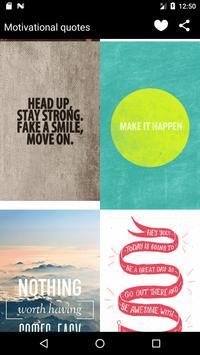 Motivational Status For Social Media poster