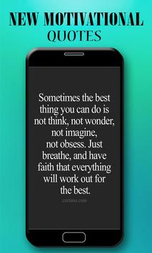 Motivational Latest Wallpapers Quotes 2018 apk screenshot