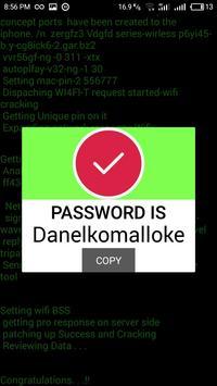 Wifi hacker (Joker) Prank poster