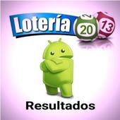 Loterías Resultados icon